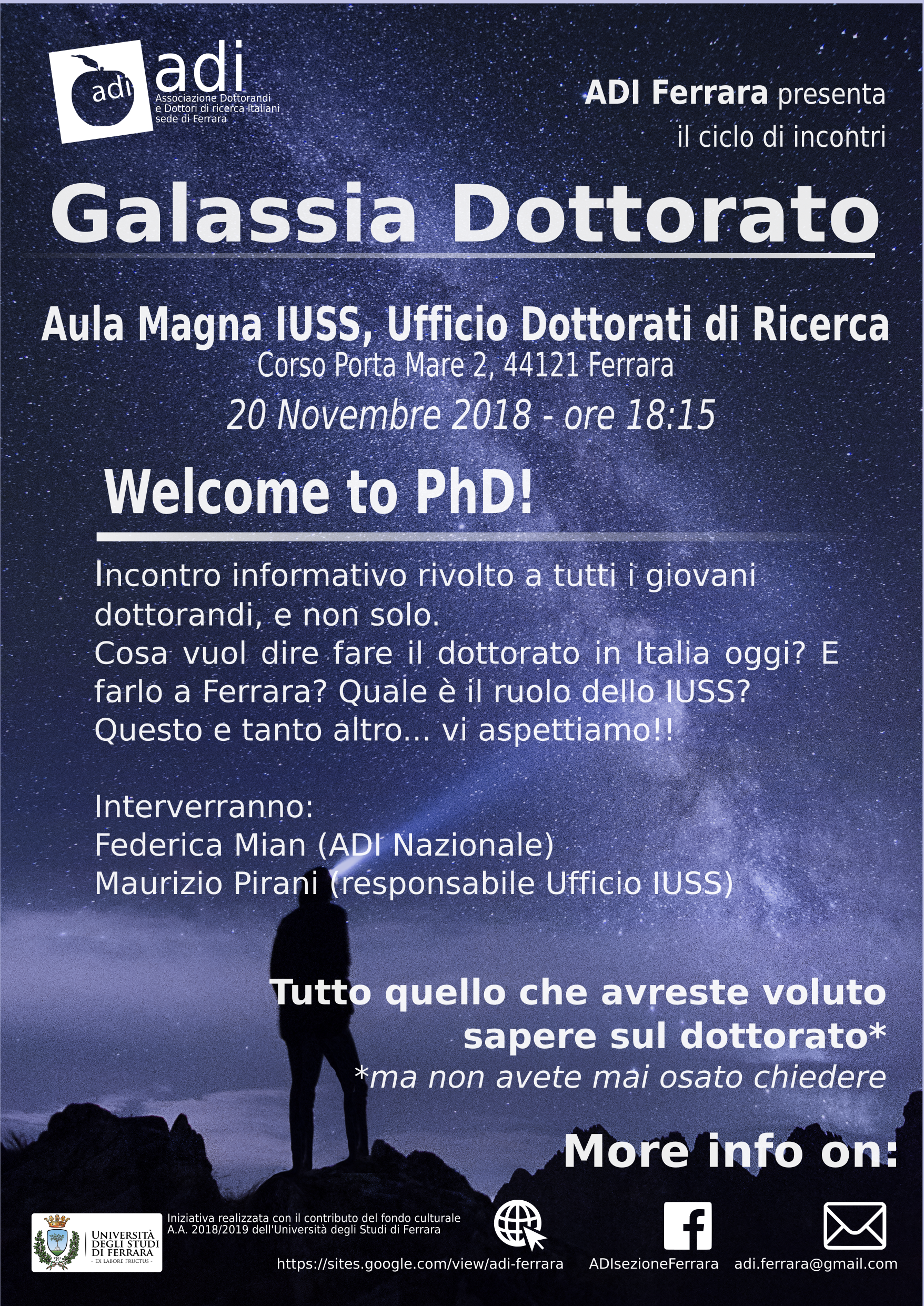 WelcomeToPhD