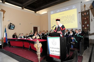 IUSS-DAY 2011: Director Prof. Pollini presentation