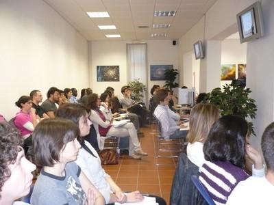 Dottorandi ad un seminario